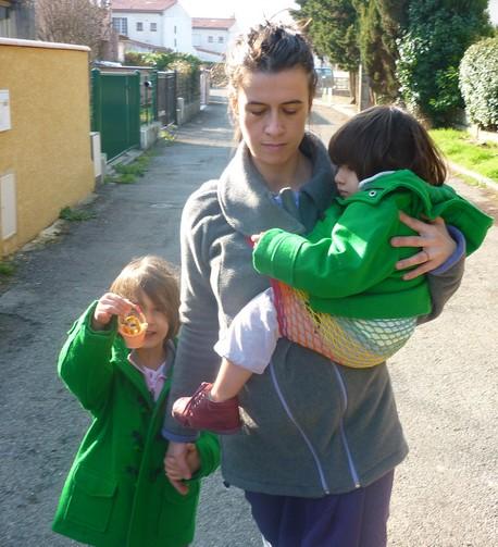 Le tonga papotages autour du portage - Rever de porter un bebe dans ses bras ...