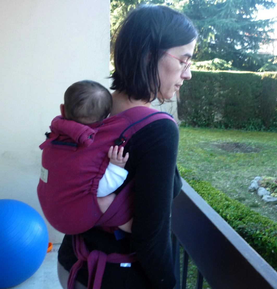 49310cb127b3 Storchenwiege Babycarrier – Papotages autour du portage