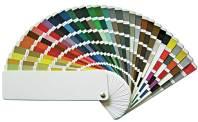 coloris écharpes de portage