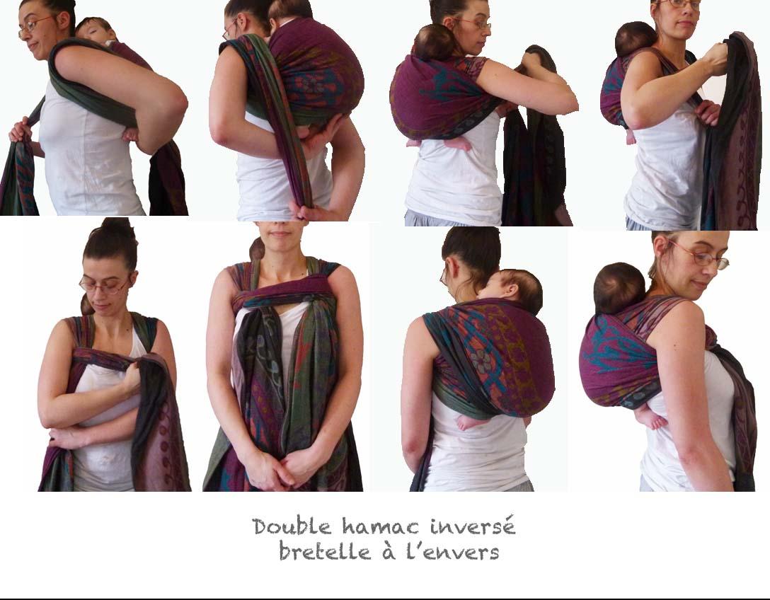 Echarpe portage technique - Idée pour s habiller 94554f97b5b